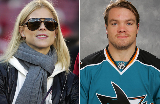 Tiger Woods&#039; Ex Elin Nordegren Dating Swedish Hockey Player?