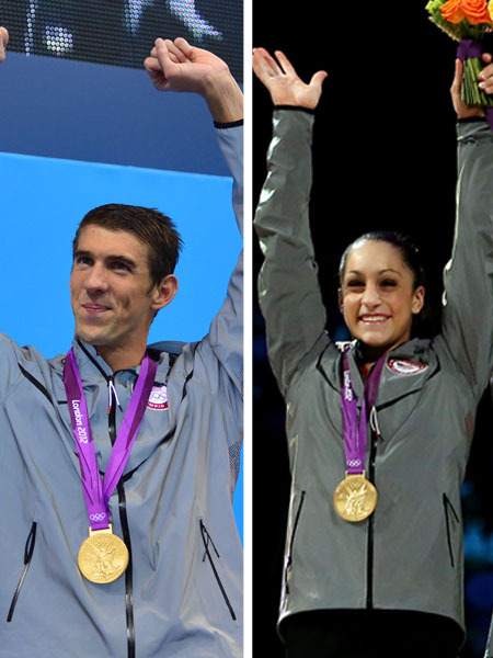 Olympics: Michael Phelps Breaks Record, US Gymnastics Team Scores Gold