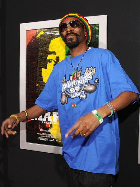 Meet the New Snoop Lion, That Is
