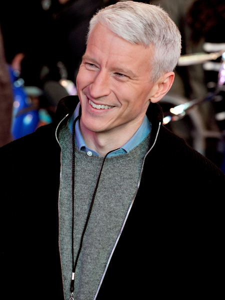 Daytime Talk Goes 'Live' with Anderson Cooper