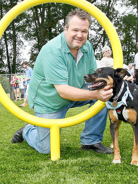 Eric Stonestreet and Beneful Celebrate Dream Dog Parks