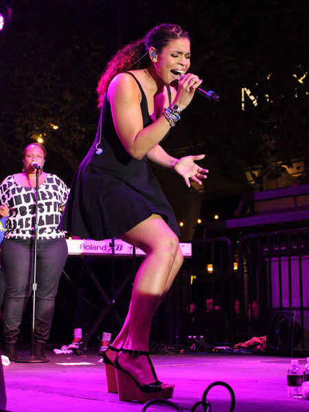 Jordin Sparks on Her 50-Pound Weight Loss and &#039;Sparkle&#039; 