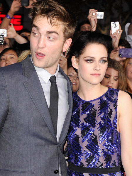 Kristen Stewart Banned from Robert Pattinsons NYC Premiere