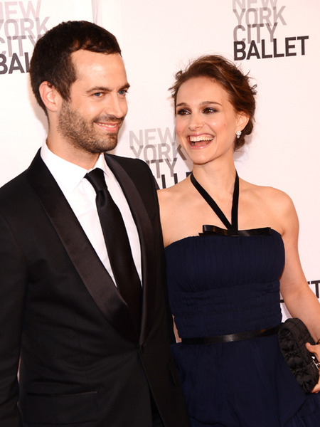 Just Married: Natalie Portman and Benjamin Millepied!