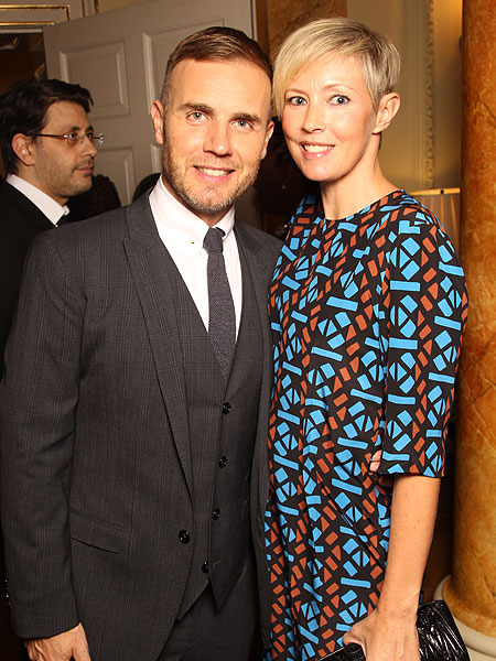 British 'X Factor' Judge Gary Barlow 'Devastated' by Baby's Death