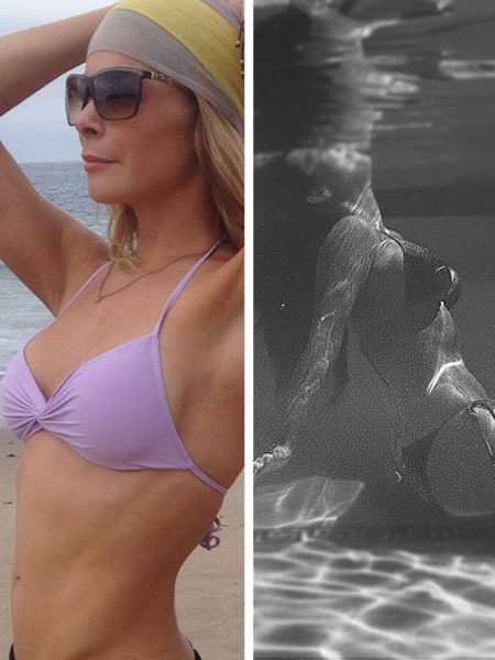 Best Twit-kini Shots: LeAnn Rimes vs. Kim Kardashian