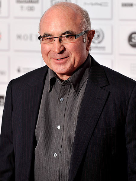 Bob Hoskins Announces Retirement after Parkinson's Diagnosis