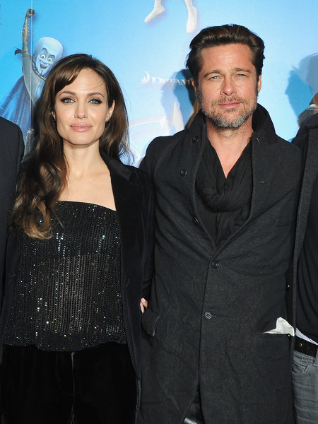 Brad Pitt and Angelina Jolie to Wed This Weekend?