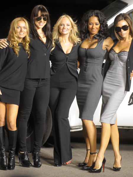 A Spice Girls Reunion? Oh, It's Happening