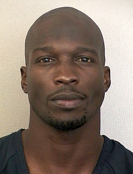 Report: Chad Johnson Jailed for Head-Butting Wife