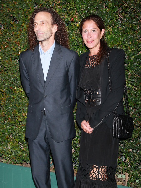 Saxophonist Kenny G Files for Divorce 