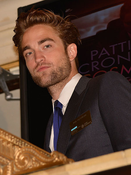 Casting News: Robert Pattinson as Lawrence of Arabia