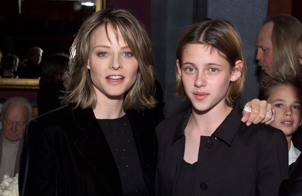 Jodie Foster Offers Words of Wisdom to Kristen Stewart