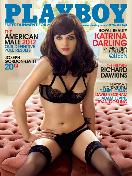 Photos! Kate Middleton's Cousin on the Cover of Playboy