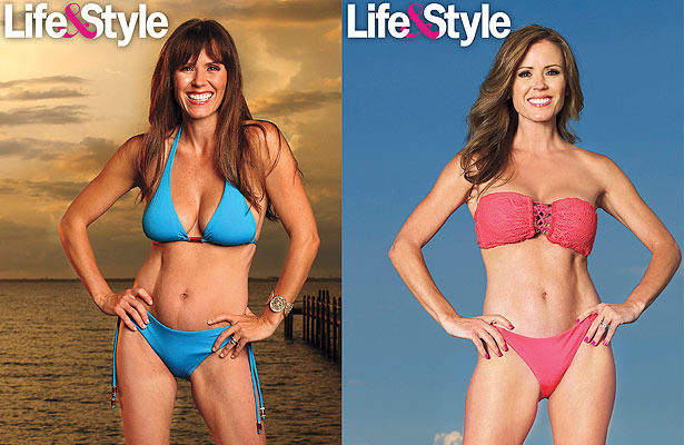 'Bachelorette' Trista Sutter Reveals Post-Plastic Surgery Bod