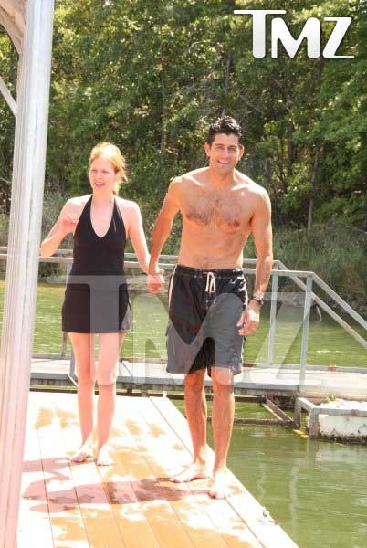 Pic! A Shirtless Paul Ryan on Vacation