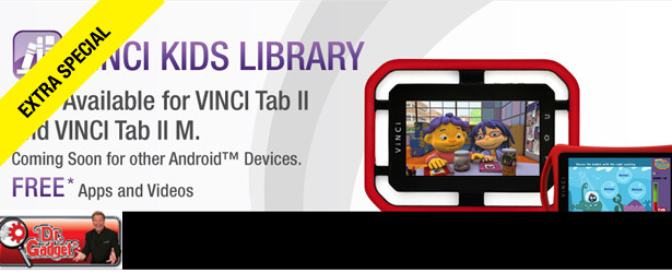 Win It! A Vinci Tab II M