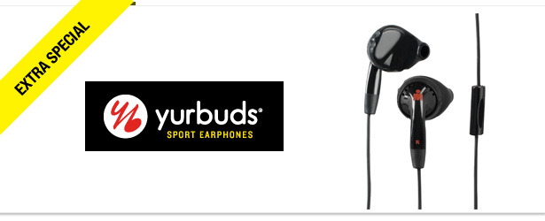 Win It! Yurbuds Sport Earphones