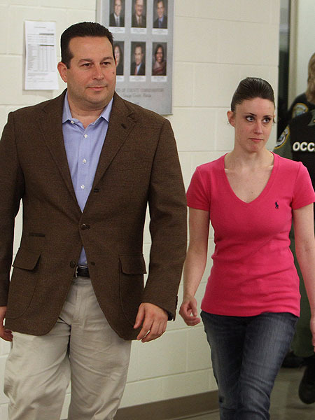 Aurora Shooting Victim's Family Hires Casey Anthony Lawyer