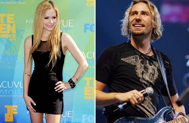 Engaged! Avril Lavigne to Wed Nickelback Frontman Chad Kroeger