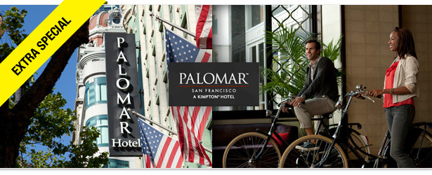 Win It! Two-Night Stay at Hotel Palomar in San Francisco