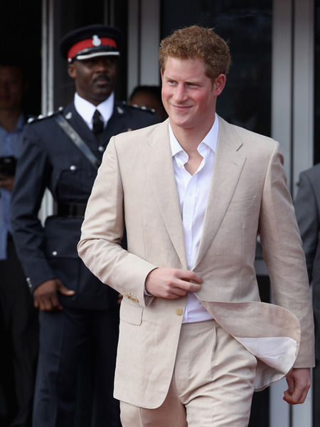 Prince Harry Offered Role in Big Budget Porn Movie