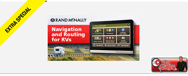 Win It! A Rand McNally RV GPS