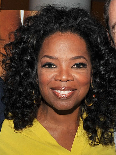 Oprah Still the Richest Woman on TV