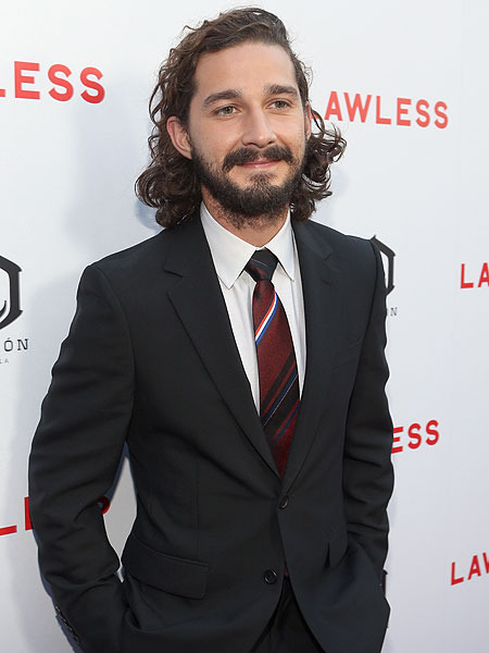 &#039;Nymphomaniac&#039; Co-Stars Shia LaBeouf and Mia Goth Dating