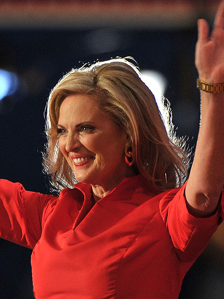 Ann Romney to the RNC: &#039;I Love You Women!&#039; Watch Her Speech