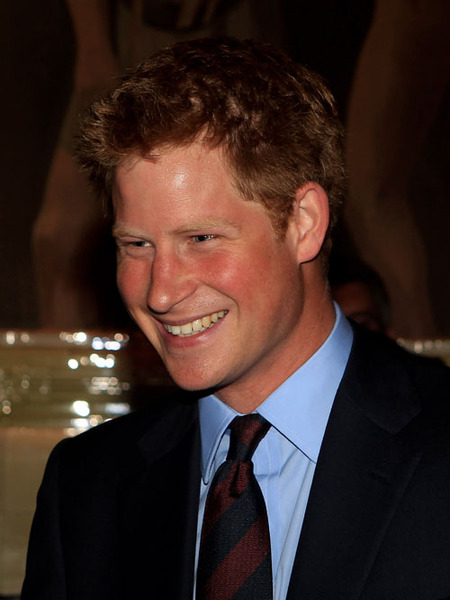 Report: Coke Dealer, Prostitute Seen in Prince Harry&#039;s Hotel Room