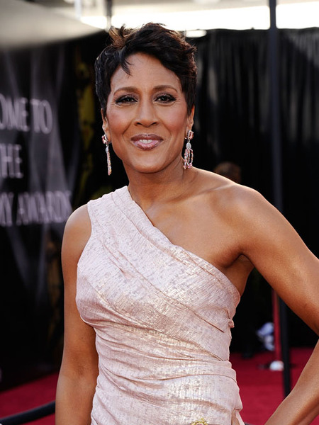 Robin Roberts Begins Medical Leave, Mother Dies