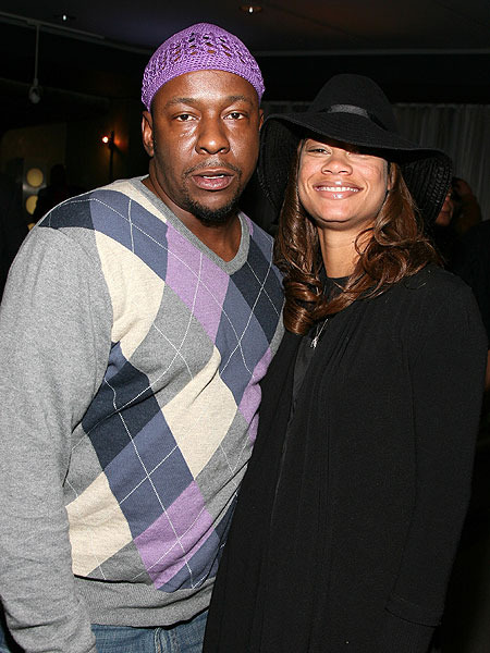 Bobby Brown's Wife Rushed to Hospital