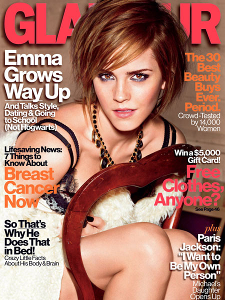 Emma Watson: Fame Makes Dating Difficult