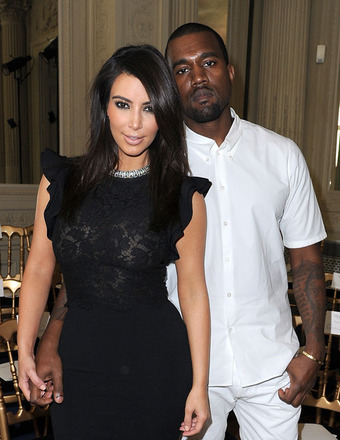 Report: Kim Kardashian and Kanye West Are Expecting a Baby Girl