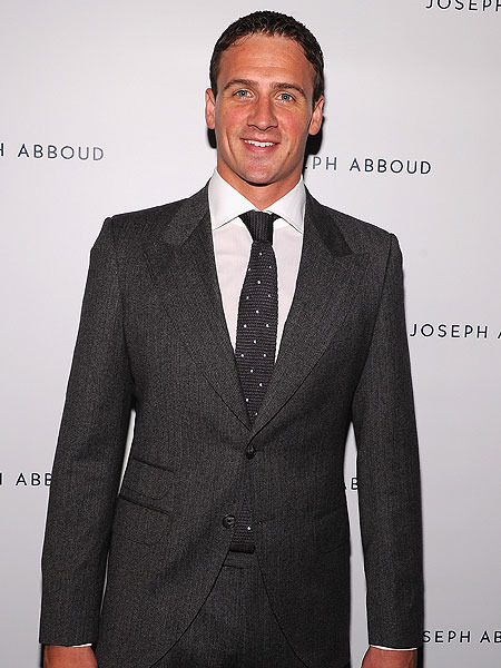 Ryan Lochte in the Swim with &#039;30 Rock&#039;