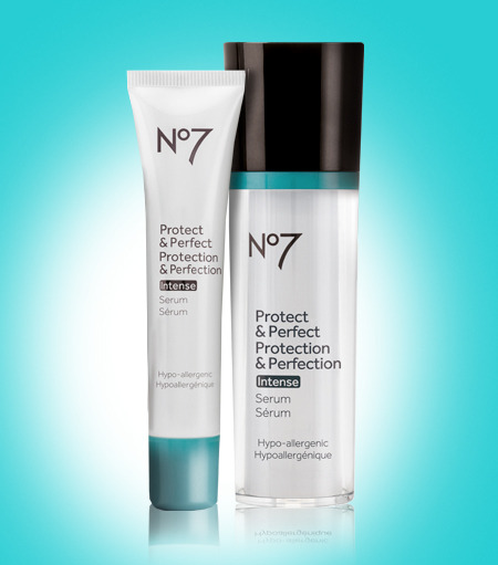 Win It! A 6-Month Supply of Boots No7 Protect &amp; Perfect Intense Beauty Serum