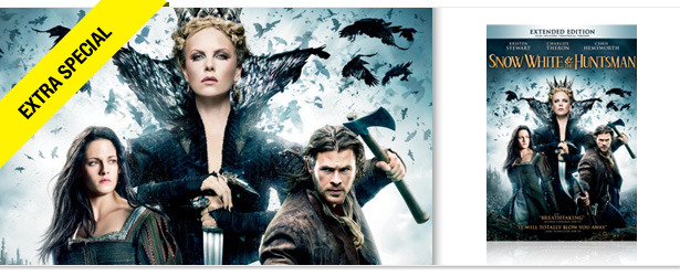 Win It! 'Snow White and the Huntsman' on DVD & Blu-ray