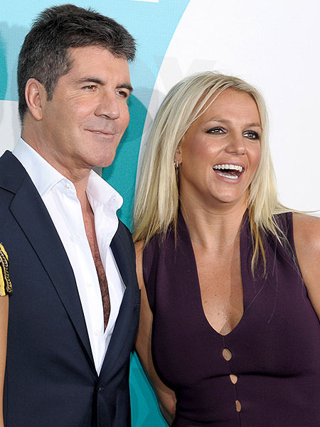 Simon and Britney on Anxiety, Rivalries... and Being 'Happy, Honest' Judges