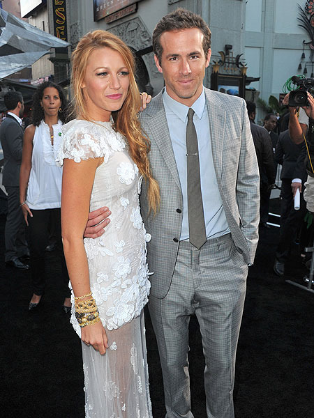 Blake Lively Not Pregnant, Says Rep