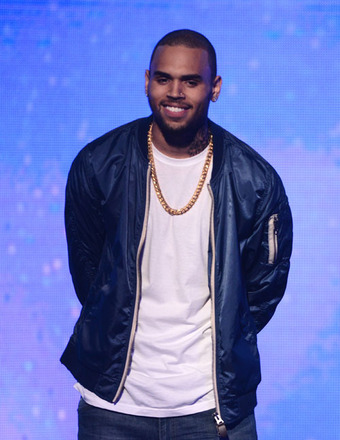 Celebrity Swatting: Cops Storm Chris Brown's Home!