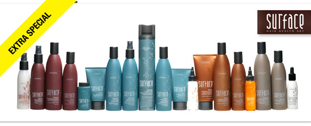 Win It! A Surface Hair Care Bag