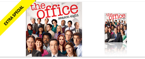 Win It! &#039;The Office: Season 8&#039; DVD Set