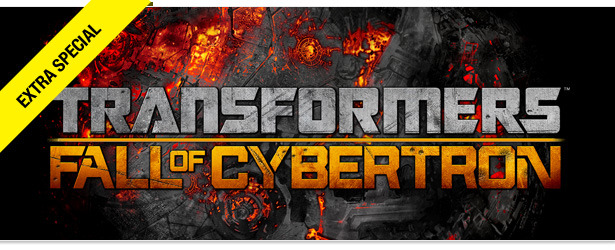 Win It! 'Transformers: Fall of Cybertron' Game for PS3