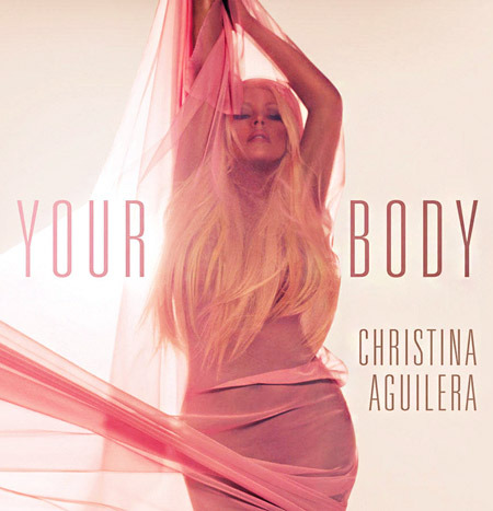 Extra Scoop: Christina Aguilera Flaunts Curves on 'Your Body' Single