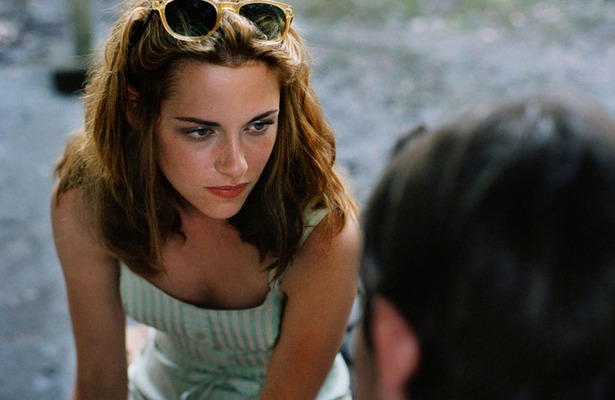 kristenstewart1 615x400 Kristen Stewart Didn't Mind Appearing Topless for 'On the Road'