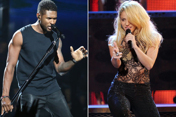 Usher and Shakira to Join The Voice Next Season
