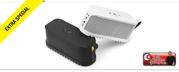 Win It! A Jabra Solemate Portable Speaker