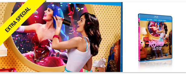 Win It! 'Katy Perry the Movie: Part of Me' on DVD & Blu-ray