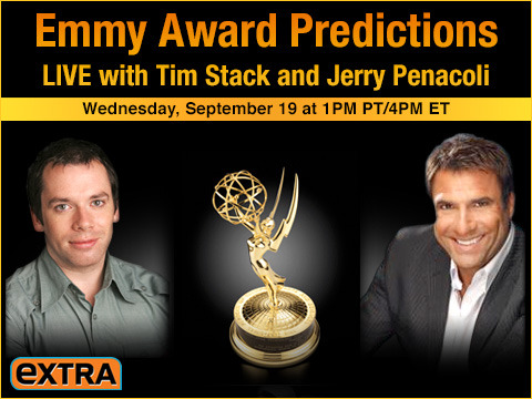 Emmy Award Predictions LIVE with Tim Stack and Jerry Penacoli